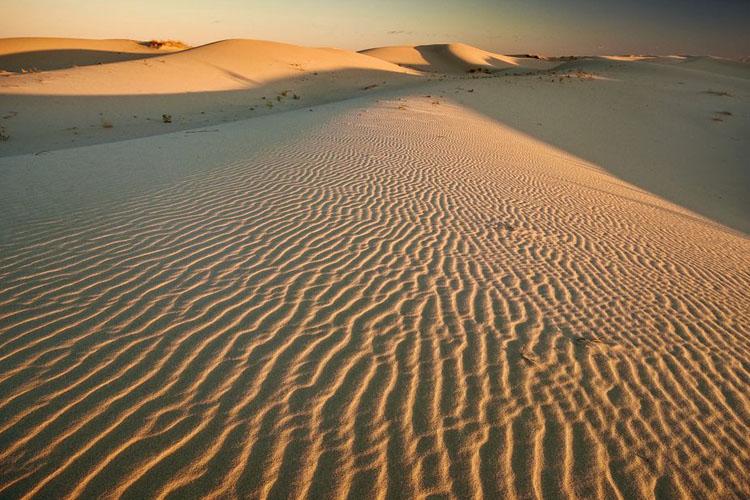 Đồi cát Monahans