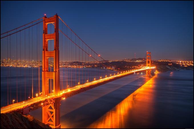 Cầu Cổng Vàng (Golden Gate Bridge)