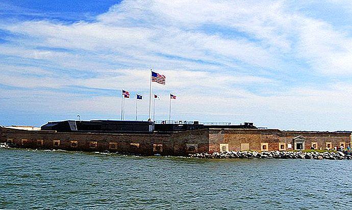 Đài tưởng niệm Fort Sumter