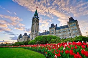 Kinh nghiệm du lịch Canada 2019