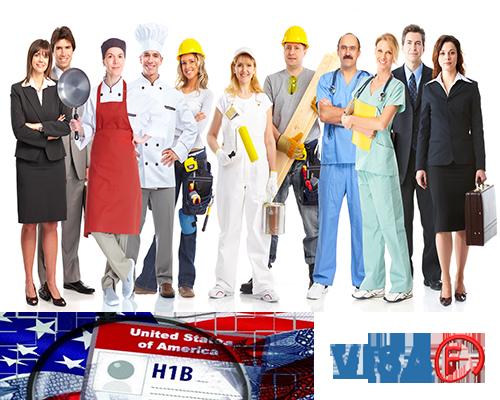 Visa làm việc ngắn hạn tại Mỹ
