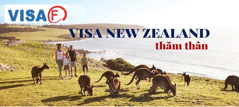 visa thăm thân tại new zealand