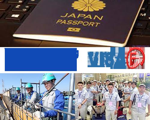 Visa lao động tại Nhật Bản