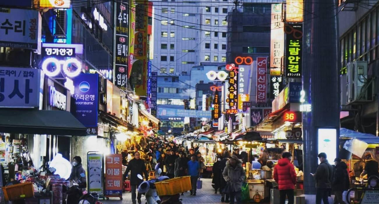 Khu chợ Namdaemun