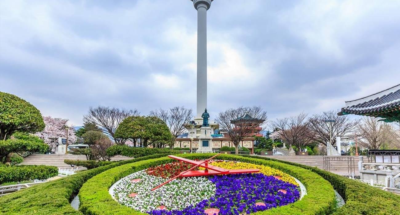 Công viên tình yêu Yongdusan