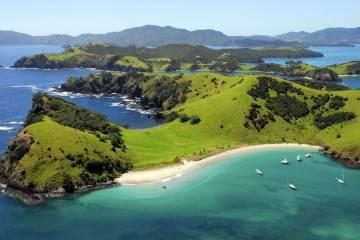 Top địa địa điểm du lịch New Zealand đẹp nhất
