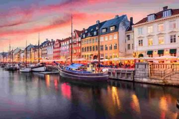 Kinh nghiệm xin visa đi Đan Mạch