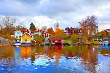 Bí quyết xin visa du lịch Thụy Điển tự túc