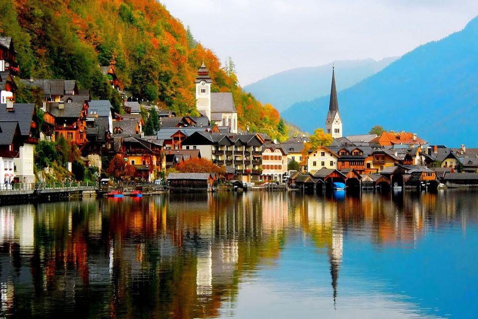 Sự thật về nước Áo mà bạn chưa biết