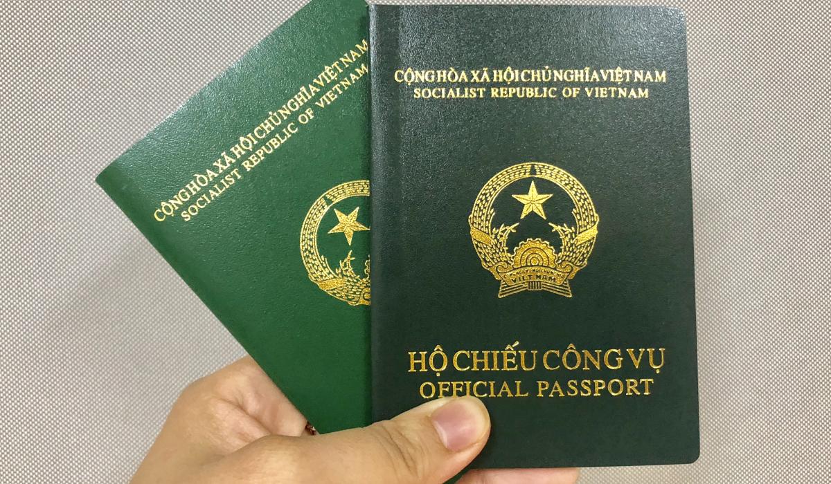 Những điều cần biết khi làm hộ chiếu