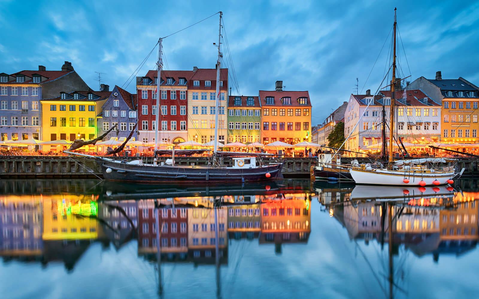 Top 10 địa danh tuyệt đẹp tại Đan Mạch