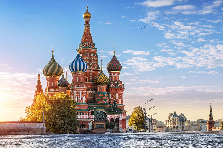 Top 10 địa danh đẹp nhất tại Nga