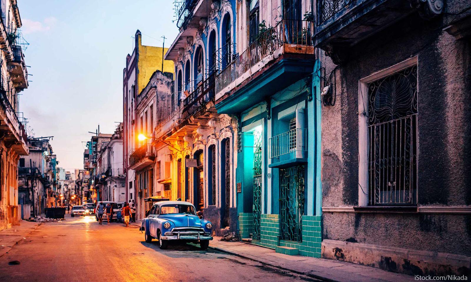 Top 5 điểm đến du lịch Cuba đẹp xuất sắc nhất