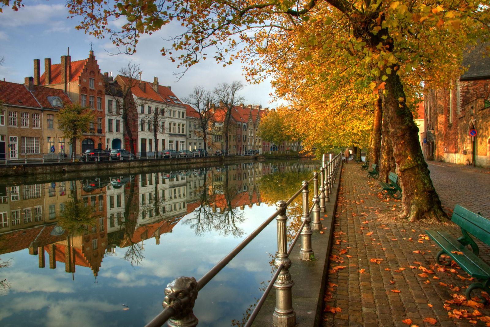 Kinh nghiệm xin visa đi du lịch Bỉ chi tiết nhất