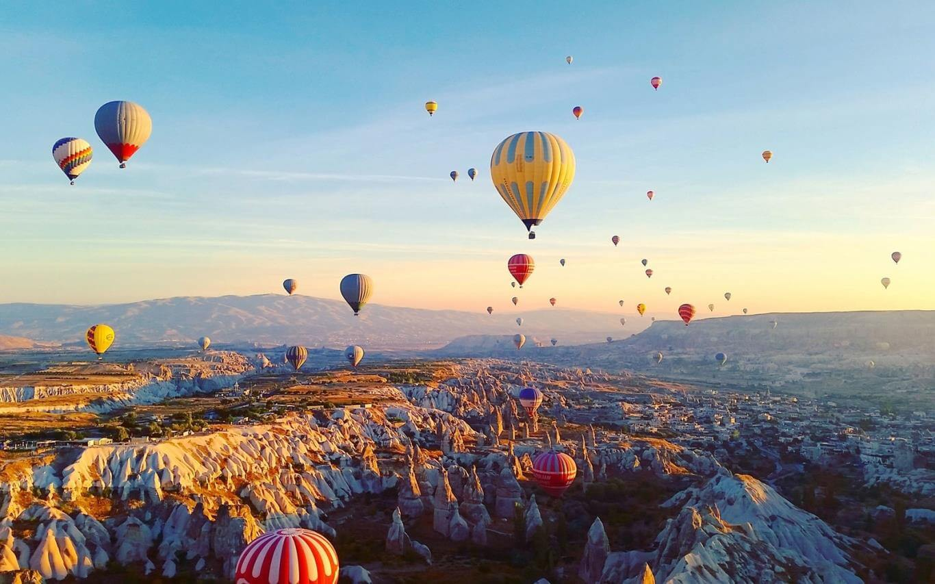 Tất tần tật kinh nghiệm về thủ tục xin cấp visa đi Thổ Nhĩ Kỳ
