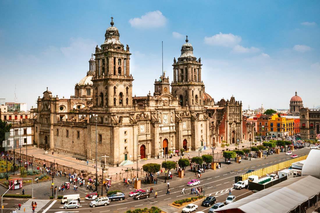 Kinh nghiệm xin visa đi Mexico